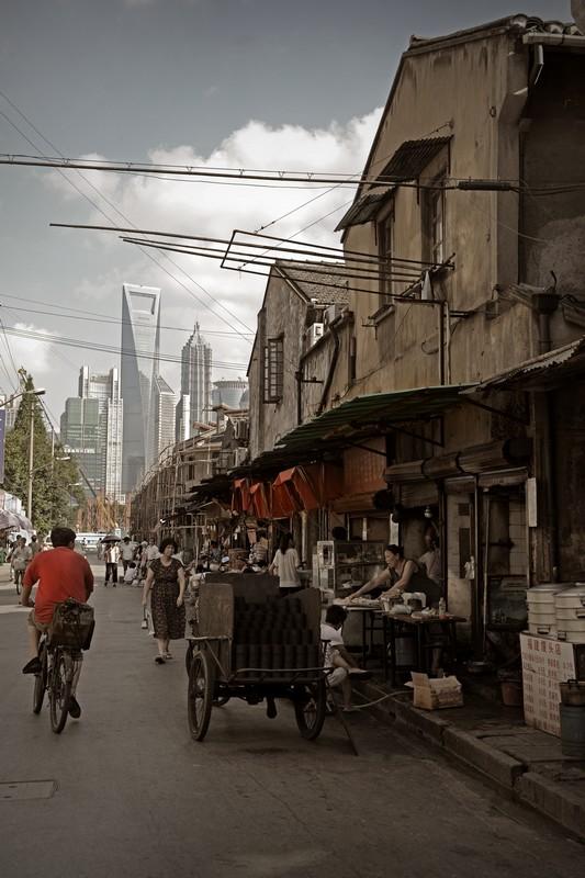 上海老街 陈瑞元