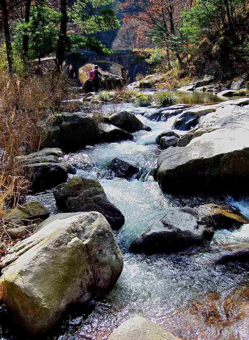 小溪流图片,高清大图_峡谷瀑布素材    img.redocn.