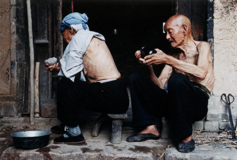 相濡以沫老夫妻【图】 - 柏村休闲居 - 柏村休闲居