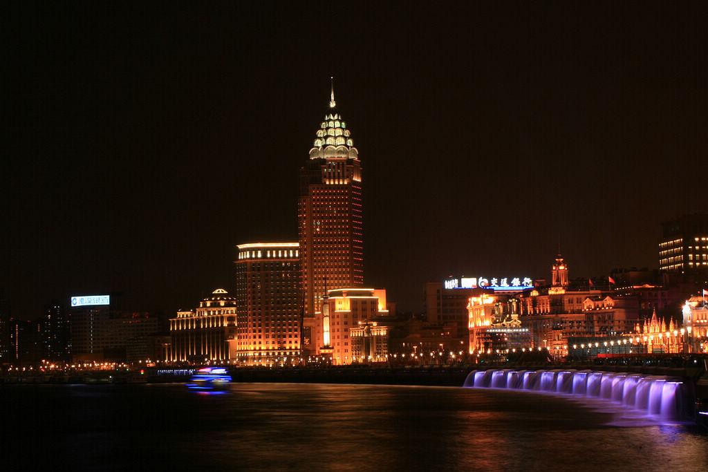 城市风光61上海外滩