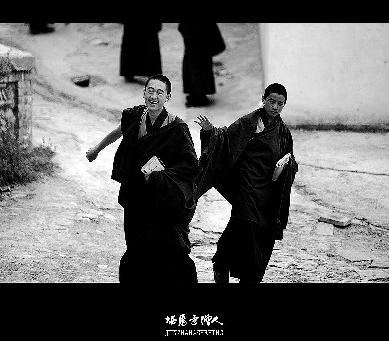 塔尔寺僧人09