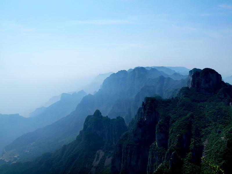 2010王莽岭