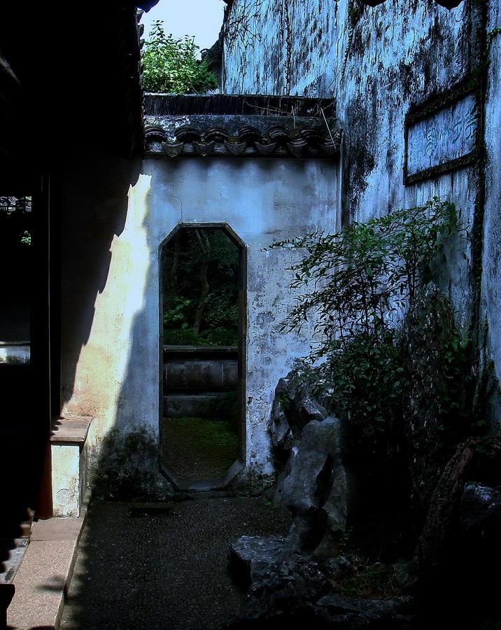 水乡记事8(苏州园林小景)