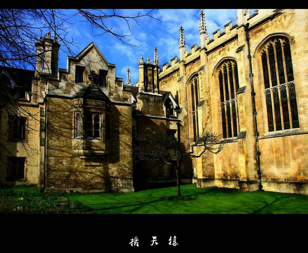 剑桥大学最盛产的是世界一流的科学家,仅诺贝尔奖,剑桥就前后拿了七十多个,比哈佛、耶鲁两校加起来多一倍以上。在它的三十多个学院中,最负盛名的是三一学院。它坐落在剑桥河东岸,古老的哥特式建筑环绕着绿色的草地。就在这散发着浓郁历史气息的石墙尖顶的院子里,先后走出了28个诺贝尔奖得主和6位英国首相。