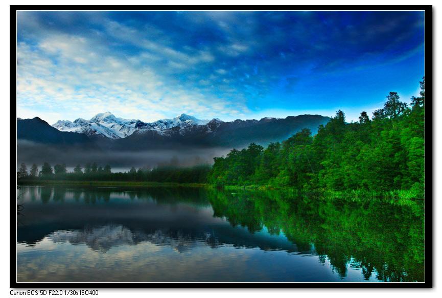 美丽中国 带你游遍世界最美湖泊