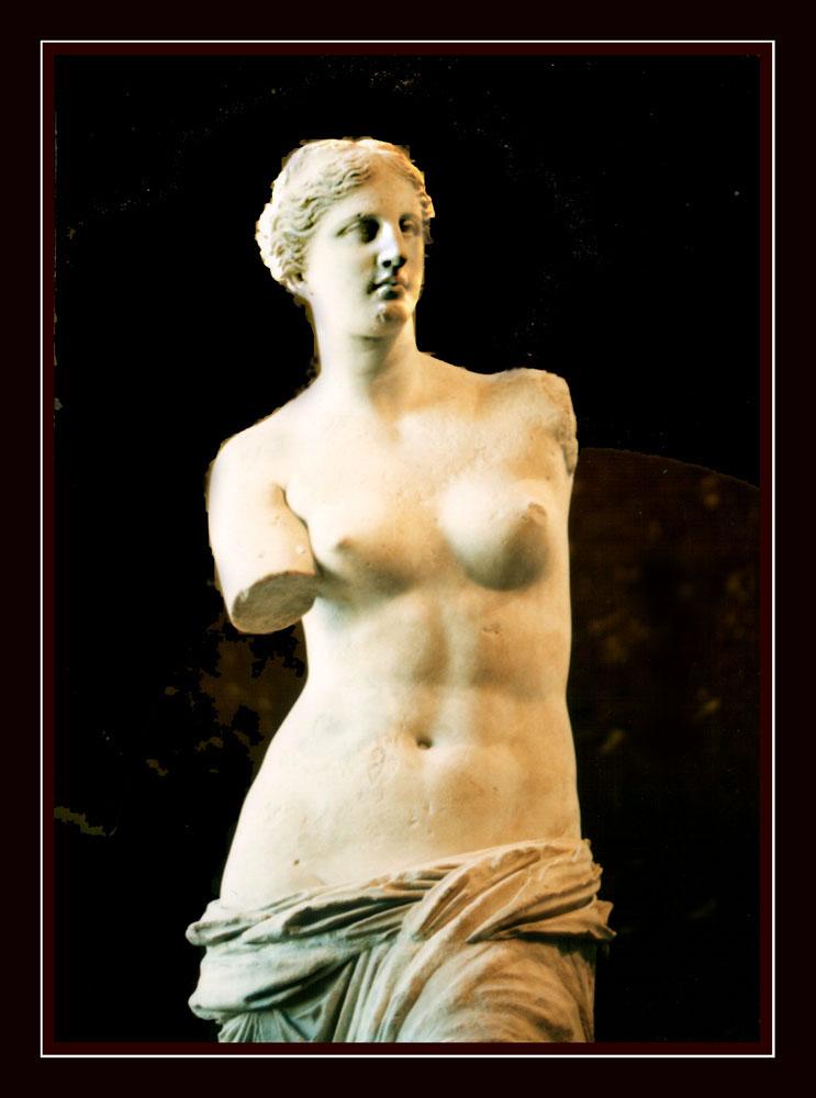 独臂大卫雕像