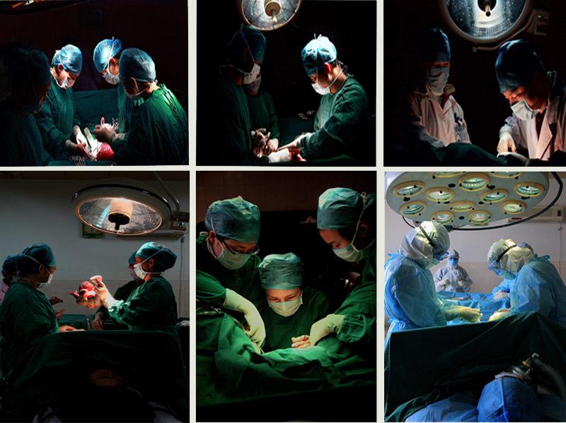 手术室   图片   手术室开刀血   血手术   切胃等止   开刀