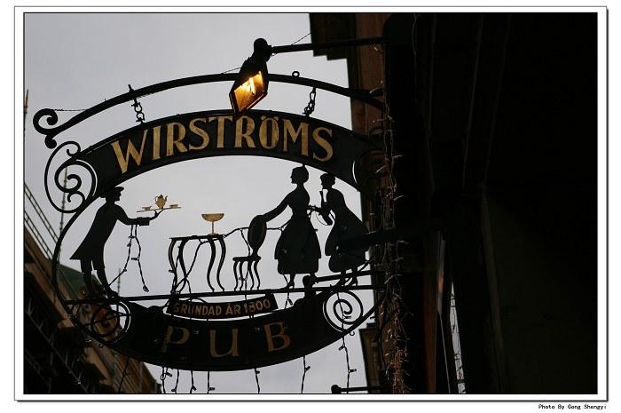ctps.cn-- 行摄北欧-小酒馆的招牌 巩图片