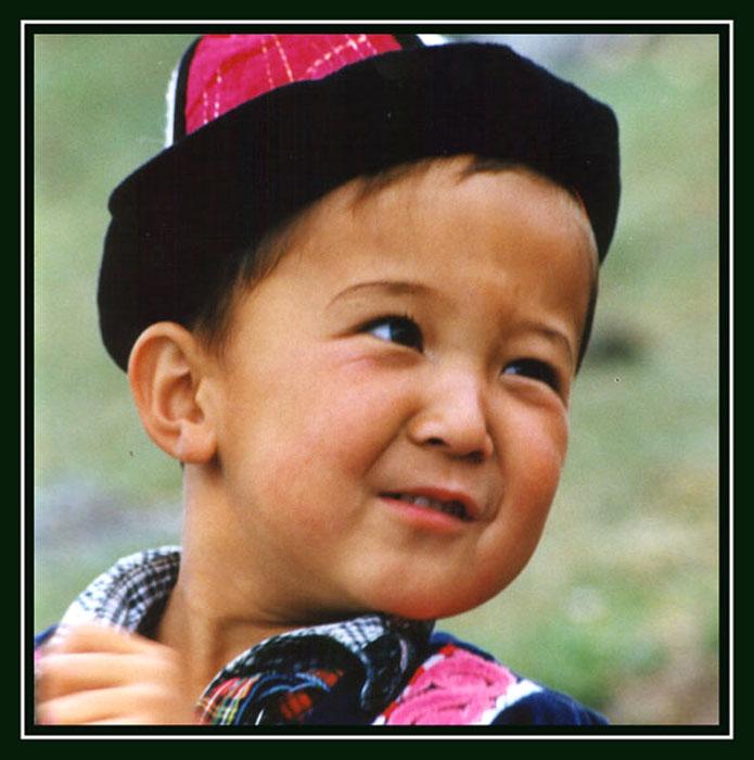 新疆人物组照------小帅哥