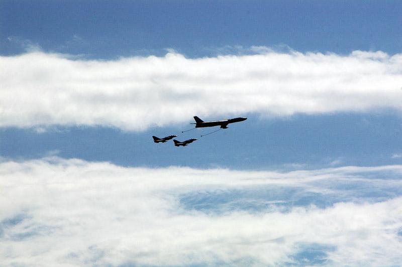 国庆60周年阅兵飞机表演