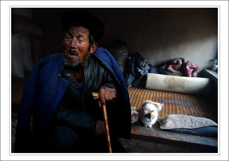 中国老人⑶——世纪孤独