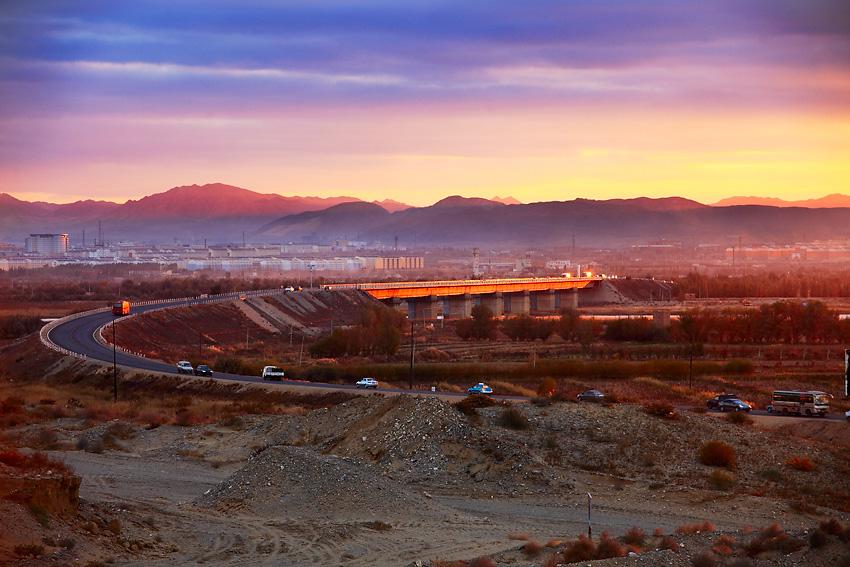 内蒙古乌海市高清风景