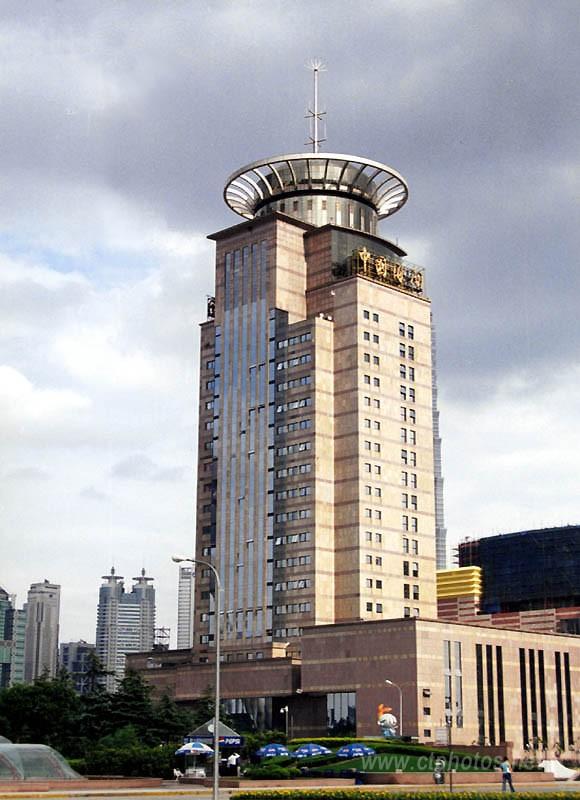 上海浦东海关大楼