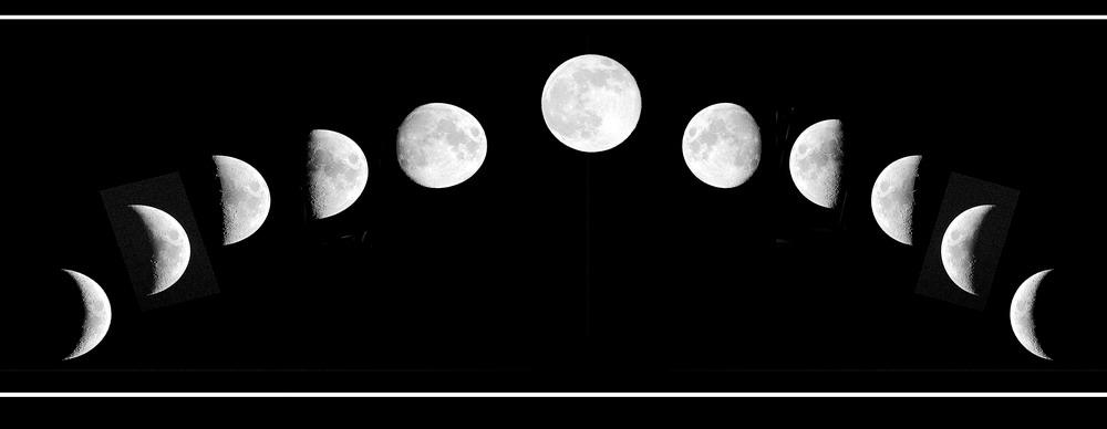 十五月亮矢量图