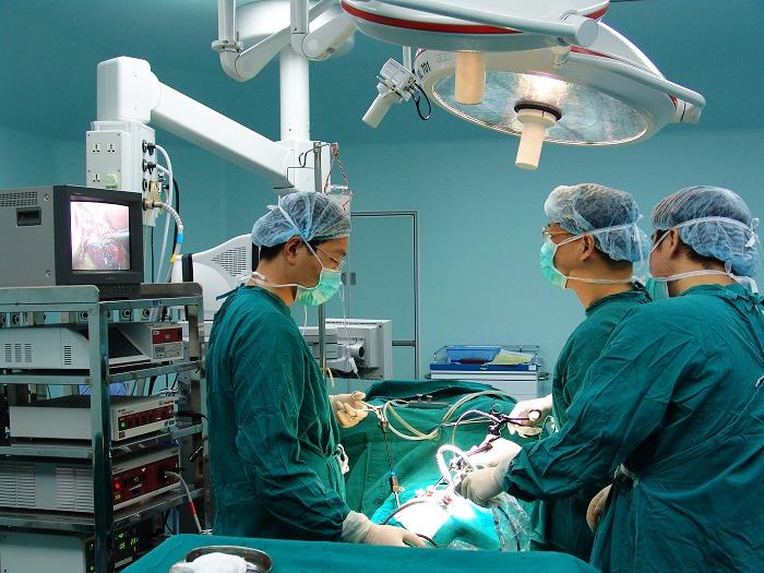胆囊切除手术(腹腔镜微创)