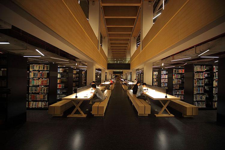 汕头大学新图书馆
