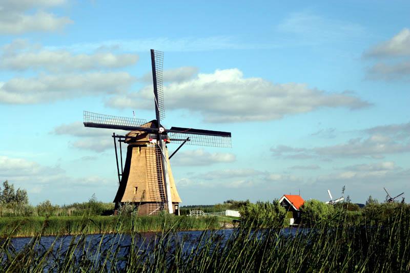目前荷兰大约有两千多架各式各样的风车。荷兰人喜爱他们的风车,在民歌和谚语中常常赞美风车。风车总是被打扮得漂漂亮亮的,每逢盛大节日风车上还会围上花环悬挂国旗和硬纸板做的太阳和星星。虽然荷兰已是一个现代化的国家,但它并未失去它的古老传统,象征荷兰民族文化的风车,仍然忠实地在荷兰的各个角落运转如今荷兰人将每年5月的第二个星期六定为风车节,这一天全荷兰的风车一齐转动,举国欢庆,让后人们记住那段风车的光荣历史。在这一天所有的风车都会随风旋转起来,一起来怀念那风车飞舞的年代,一起来向这些风车元老们致敬。