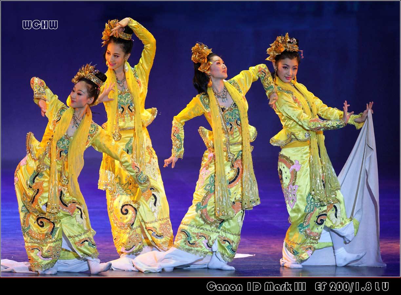 中国东方歌舞团:缅甸舞蹈