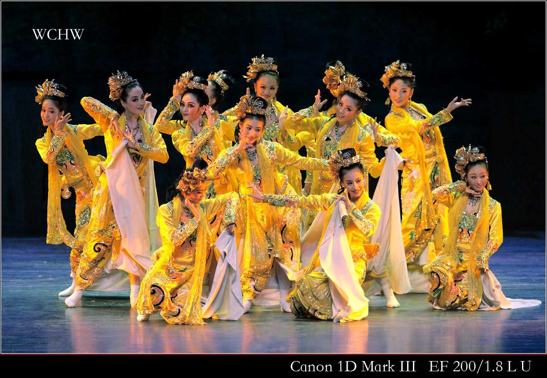 中国东方歌舞团:缅甸美女