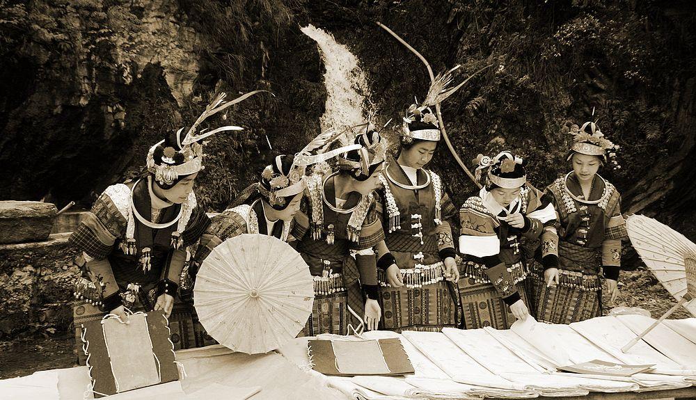 中国古代造纸术的发祥地