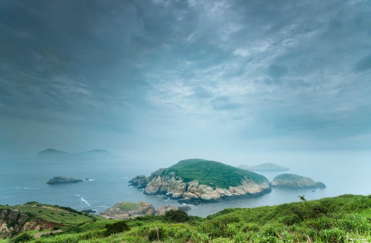 ctps.cn-- 象山渔山岛 阳光上天空