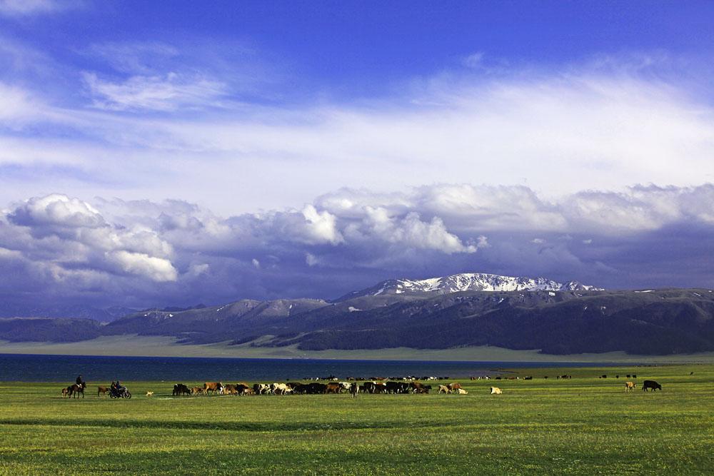 qq新疆风景图片大全