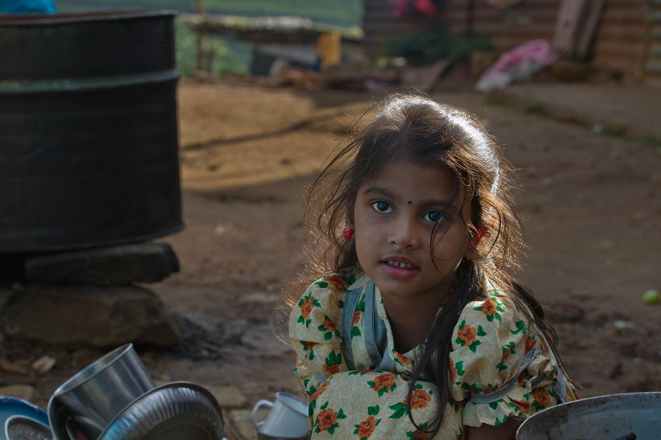 斯里兰卡少女2