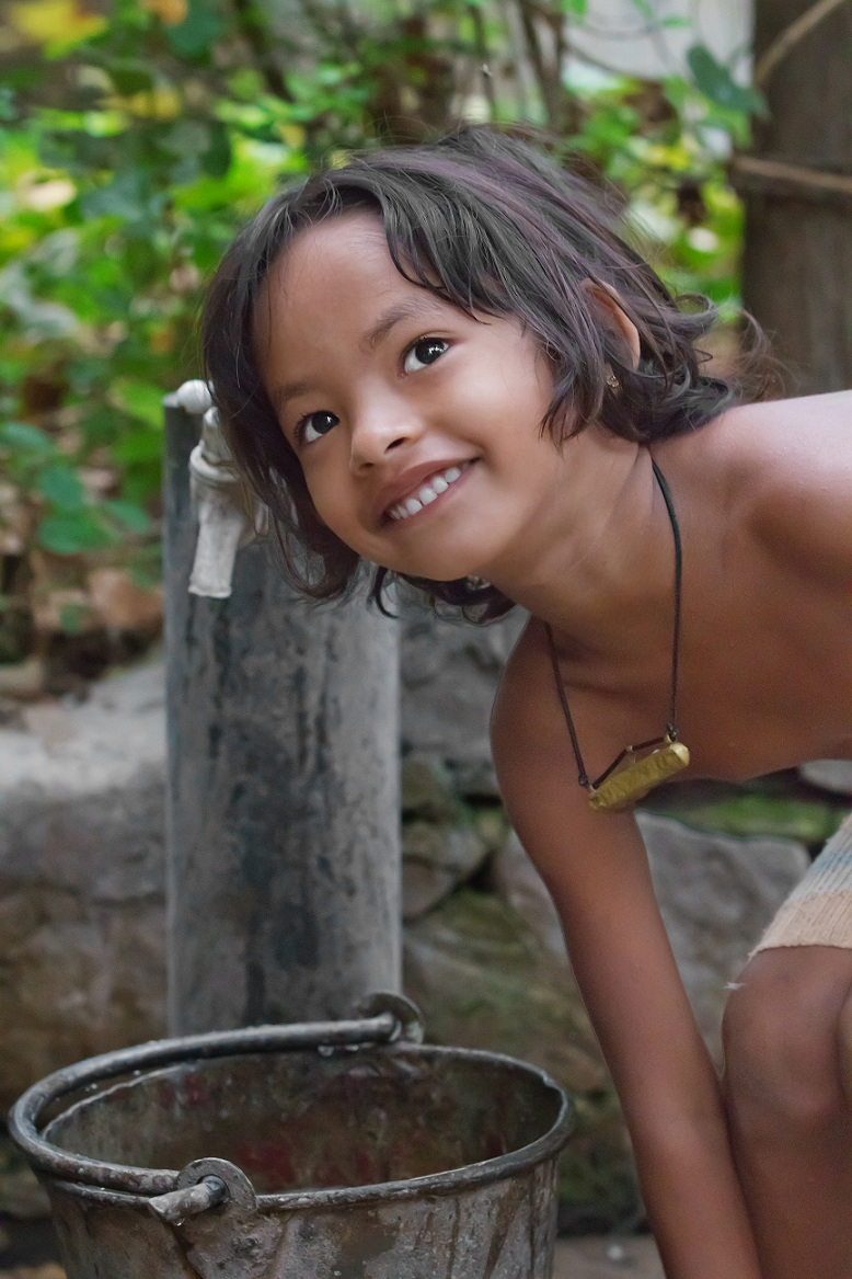 斯里兰卡少女1