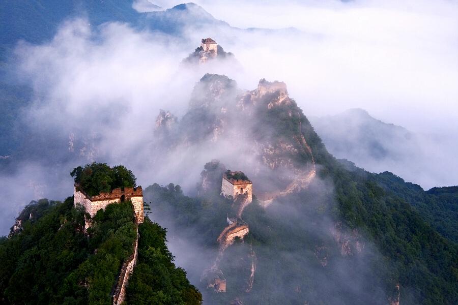 长城最好的风景