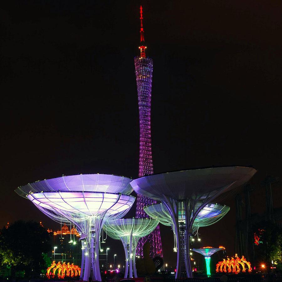 国庆之夜 老姜 广州