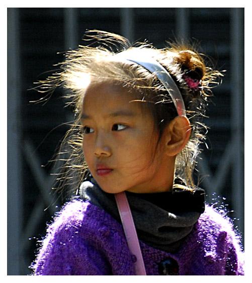 ctps.cn-- 阳光下的小女孩 艺海飞扬