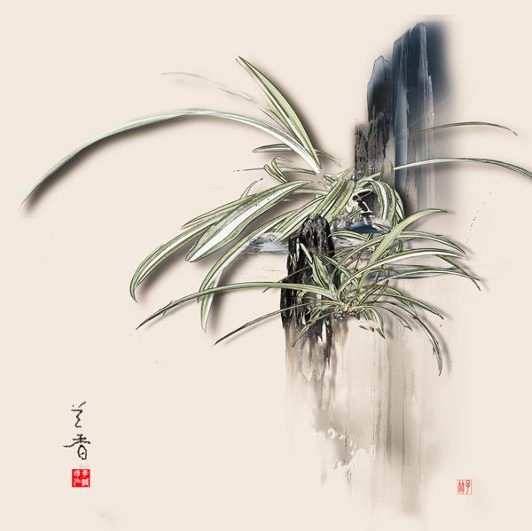 ctps.cn--+兰香+竹子