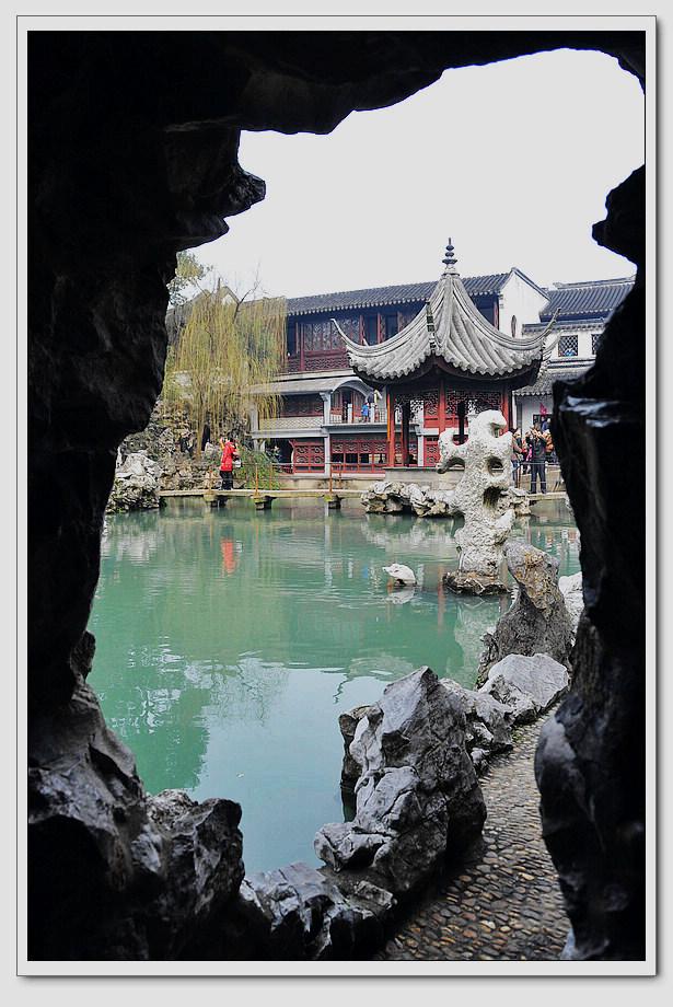 ctps.cn-- 苏州园林--狮子林小景  林