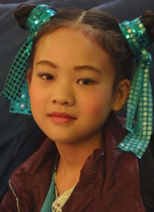 儿童像--漂亮的小姑娘