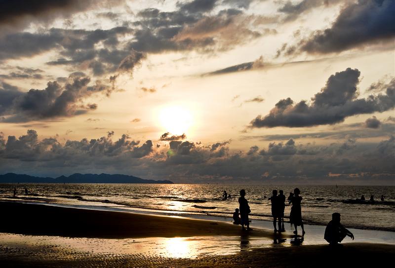 车坛影协 --www.ctps.cn-- 海边的风景---云海漫步 九