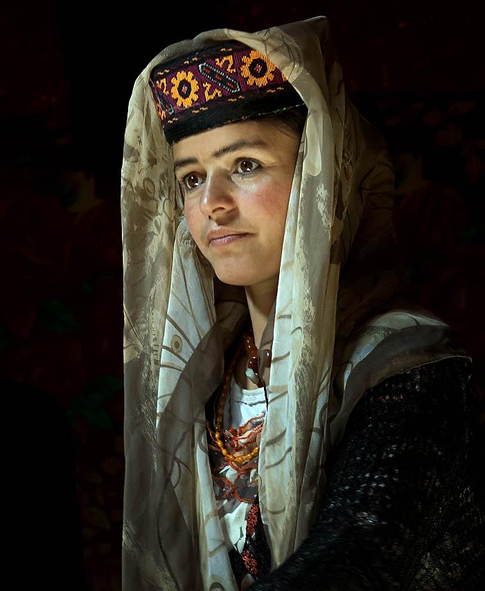 新疆女人��i&�f�x�_新疆行- 帕米尔 塔吉克女人