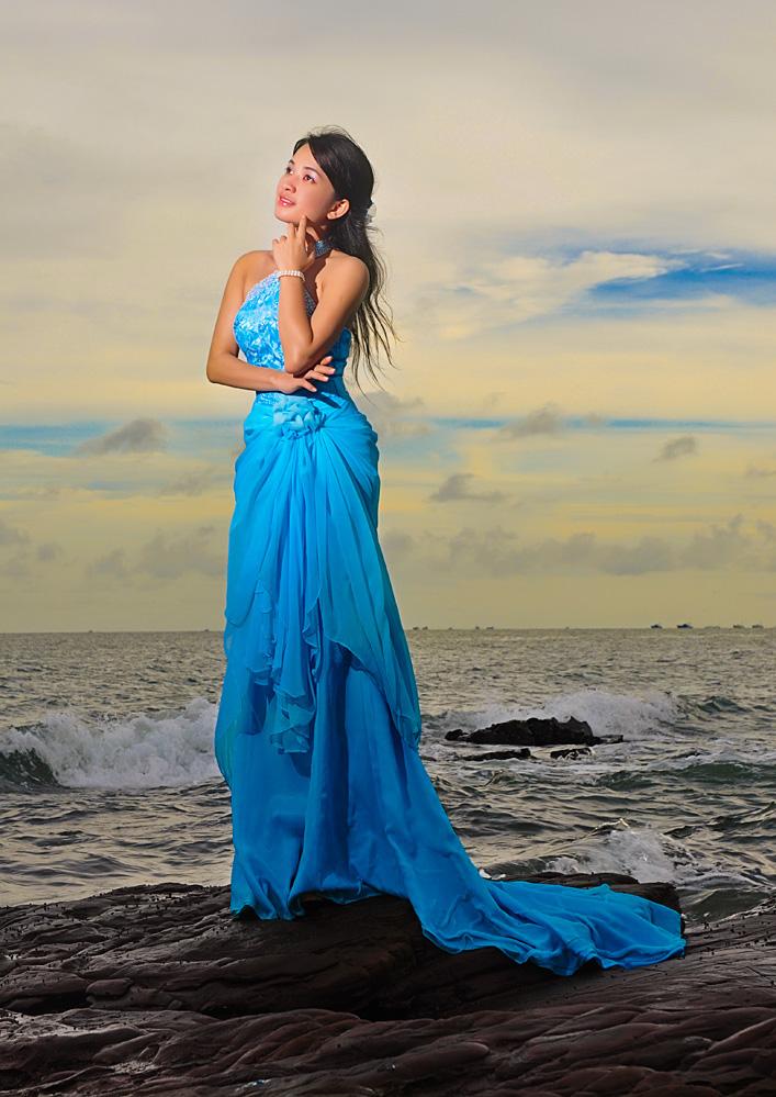 大海的女儿(4) 刷新激情