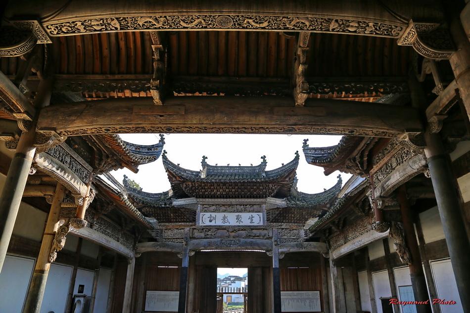 徽州古建筑