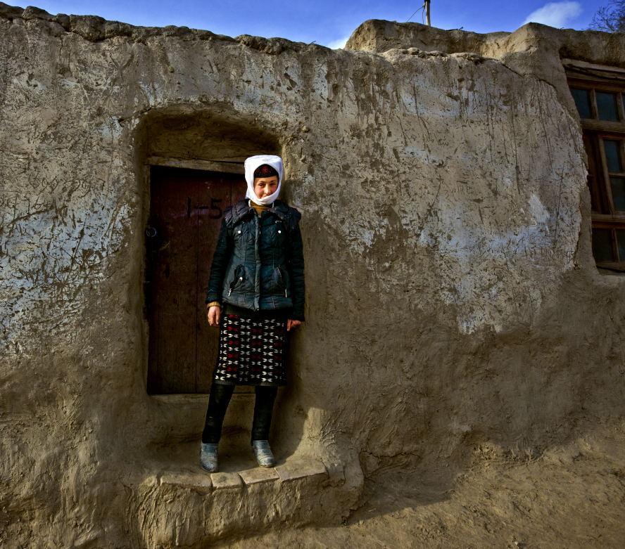 云彩上的人们----塔吉克族
