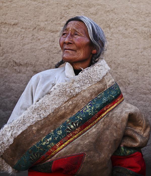 藏族小孩儿图片可爱