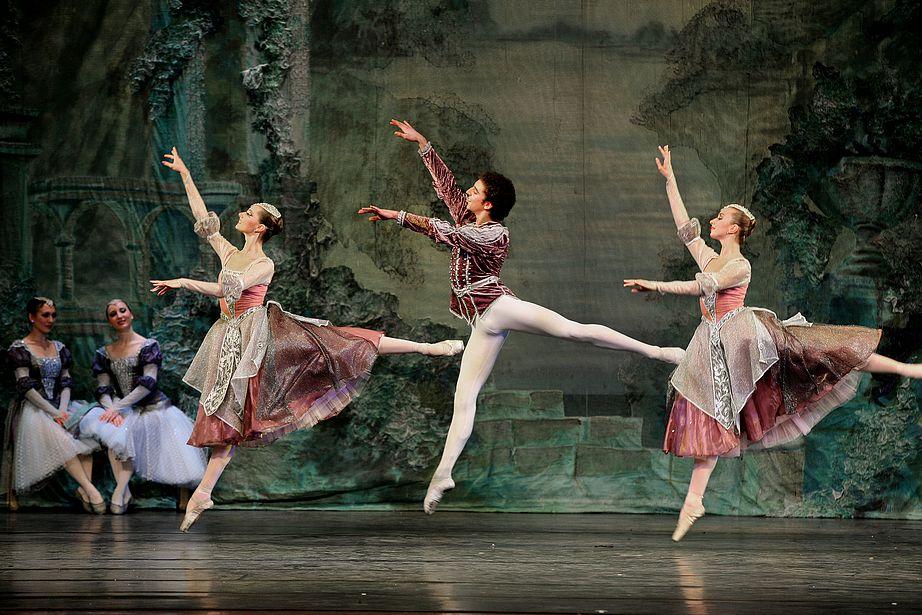 芭蕾舞剧 天鹅湖