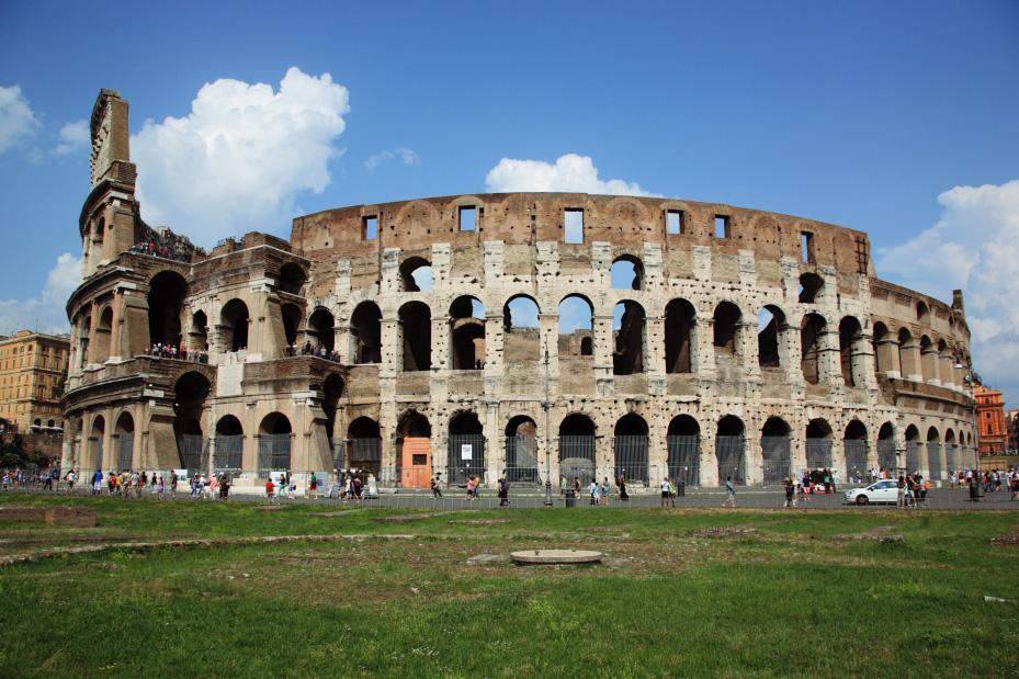 意大利 古罗马竞技场