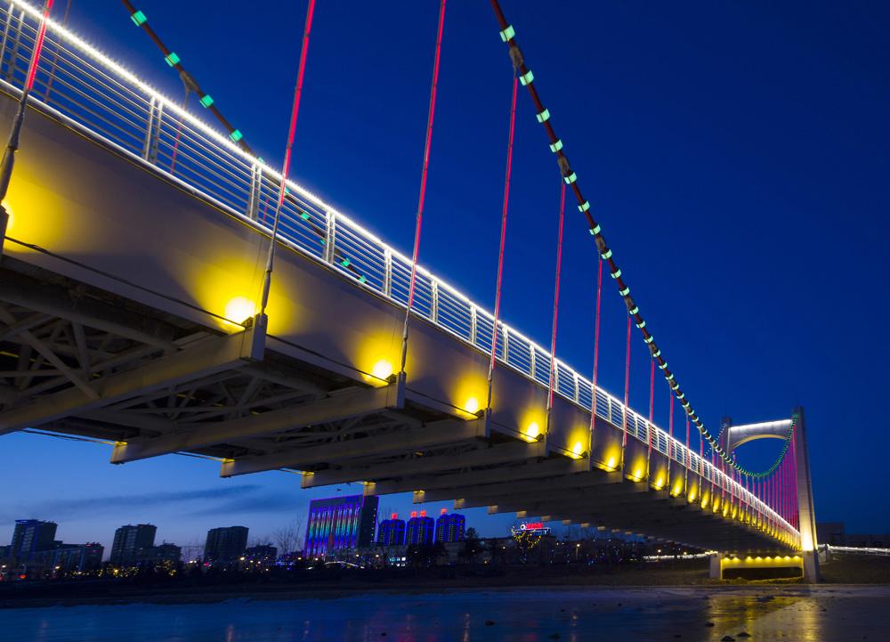 cn-- 桥 蔚蓝海岸 本溪俱乐部