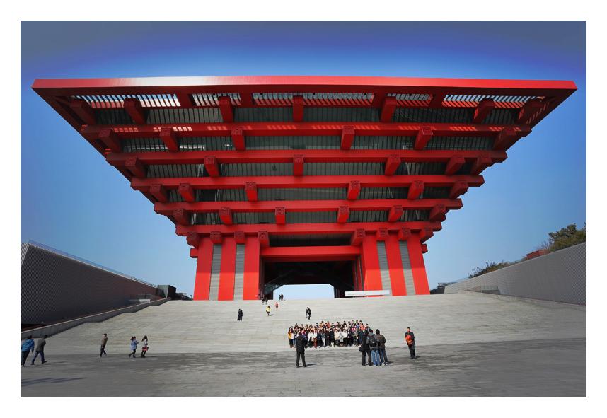 上海中华艺术宫官网_上海世博会中国馆变身中华艺术宫每经网
