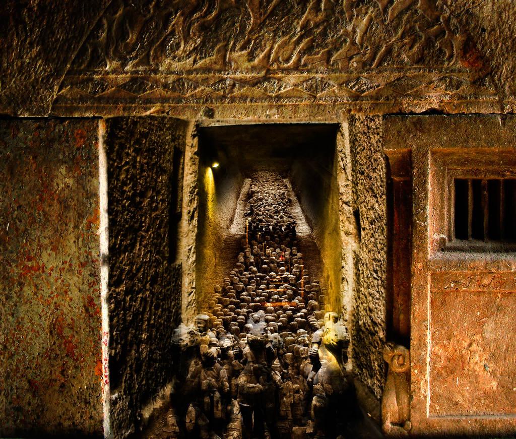 狮子山汉墓 探索发现狮子山汉墓 徐州狮子山汉墓