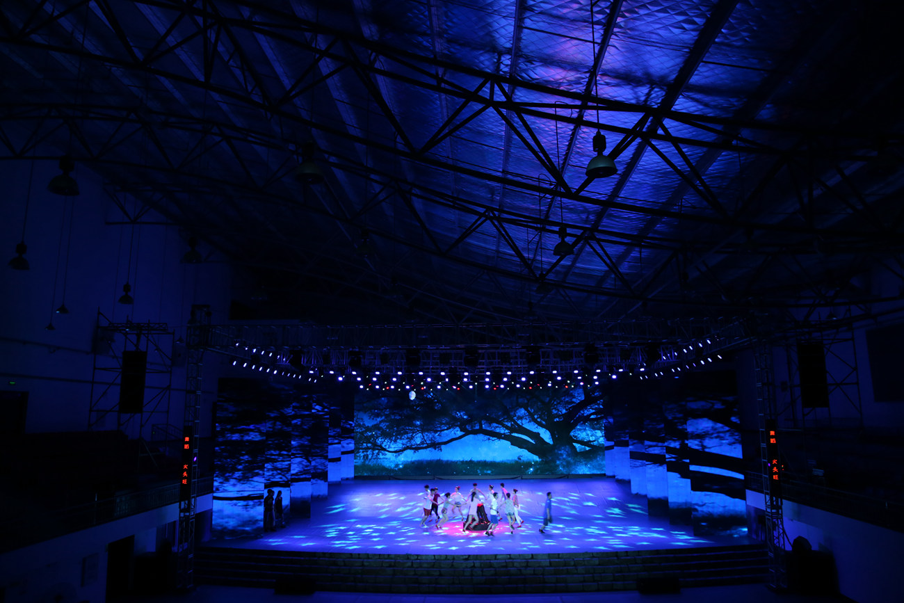 上海体育馆(上海大舞台)_设计图分享