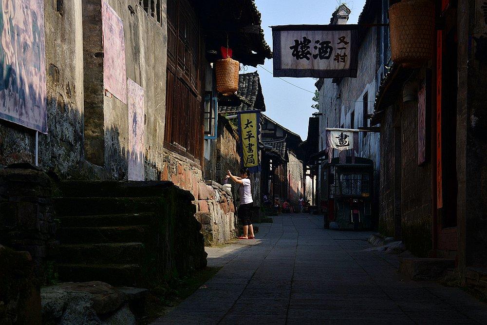 黔阳古城印象