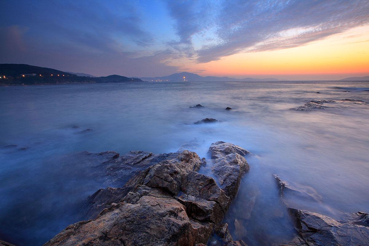 威海靖子风景区