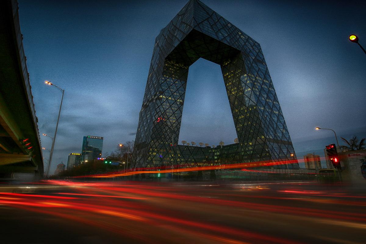 我的北京我的家---大裤衩