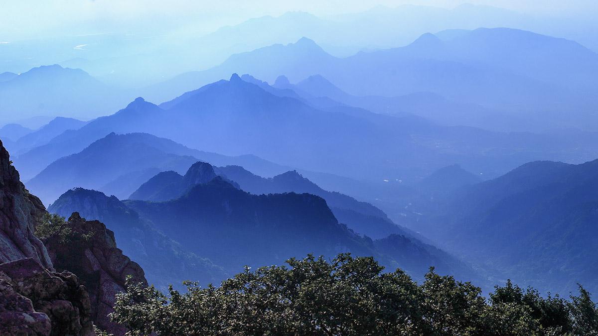威海风景高清照片